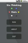 Six Thinking Hats screenshot 1/2