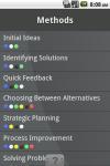 Six Thinking Hats screenshot 2/2