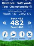 GolfTraxx screenshot 1/1