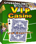 Crosstec VIP Casino screenshot 1/1