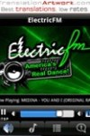 ElectricFM / Android screenshot 1/1