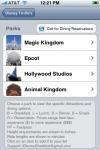 Disney Checklist - Attraction Organizer FREE screenshot 1/1