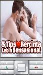 5 Tips Bercinta Lebih Sensasional screenshot 1/2