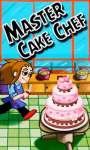 Master Cake Chef - Free screenshot 1/5