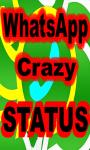 WhatsApp Crazy Status screenshot 1/4