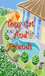 Cat Tony and Friends Game Free screenshot 1/3