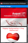 Indonesian Independence Day Wallpaper screenshot 3/5