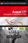 Indonesian Independence Day Wallpaper screenshot 5/5