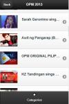 Pinoy Videoke screenshot 4/4