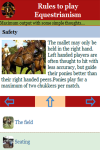 Rules to play Equestrianism screenshot 4/4