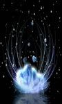 Blue Hearts LWP screenshot 1/3