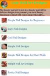 Beauty Nail Art Designs screenshot 2/3