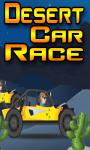 Desert Car Race Free screenshot 1/6