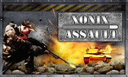 Xonix Assault Android screenshot 1/5