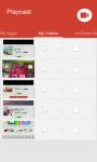 PlayCast Game Screen Recorder screenshot 3/3
