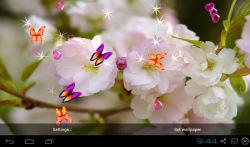3D Sakura Wallpaper screenshot 4/5
