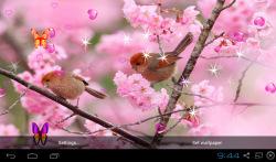 3D Sakura Wallpaper screenshot 5/5