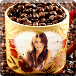Coffee Cup Photo Frame screenshot 1/6