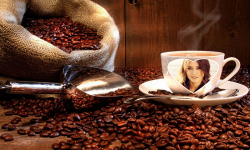 Coffee Cup Photo Frame screenshot 2/6