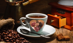 Coffee Cup Photo Frame screenshot 6/6