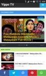 Yippo Malayalam TV screenshot 6/6