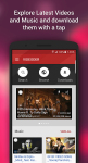 Videoder- Video and Music downloader screenshot 1/6