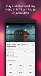 Videoder- Video and Music downloader screenshot 2/6