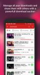 Videoder- Video and Music downloader screenshot 5/6