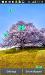 Sakura Live Wallpapers Free screenshot 1/6