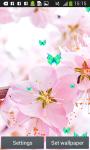 Sakura Live Wallpapers Free screenshot 5/6
