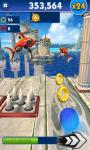 Sonic Dash Latest screenshot 2/3