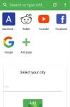 Web Browser by Aandroid Tech screenshot 1/3