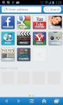 QQ Fast Browser Mini web screenshot 1/6
