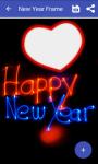 New year photo frame images screenshot 2/4