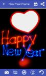 New year photo frame images screenshot 3/4