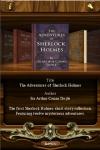 Sherlock Holmes - 3D Classic Literature screenshot 1/1