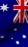 Australia flag Free screenshot 5/5