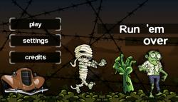 Run em over - Ram the zombies screenshot 1/5