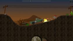 Run em over - Ram the zombies screenshot 3/5