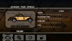Run em over - Ram the zombies screenshot 4/5