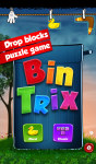 Bin Trix puzzle story screenshot 1/4