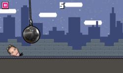 Miley Cyrus Wrecking Ball Game screenshot 2/4