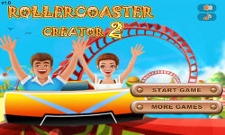Rollercoaster Creator 3 screenshot 1/5