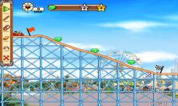 Rollercoaster Creator 3 screenshot 4/5