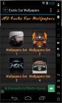 HD Exotic Car Wallpapers screenshot 1/3