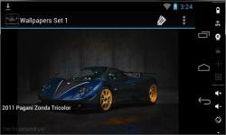 HD Exotic Car Wallpapers screenshot 2/3