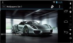 HD Exotic Car Wallpapers screenshot 3/3