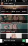 Shakira Video Clip screenshot 1/6