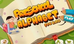 PreSchool Alphabets for Kids screenshot 1/5