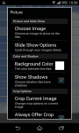 Live Wallpaper Photile Pro  screenshot 4/5